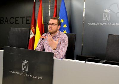 El PSOE recupera desde la oposición un modelo de participación para el Ayuntamiento de Albacete
