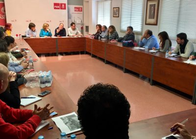 La Escuela de Formación de la Agrupación Socialista de Albacete llevará el nombre de 'Miguel Sánchez Gabaldón'