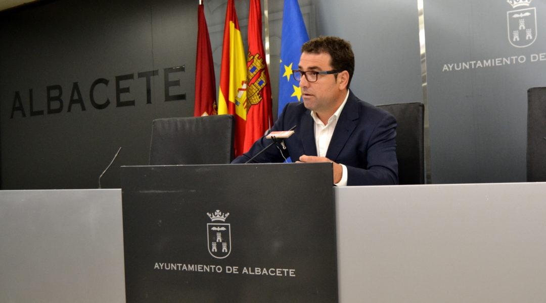 """BELINCHÓN: """"ALBACETE NO SE MERECE TENER AL FRENTE DE SU ALCALDÍA A UN HOOLIGAN IRRESPONSABLE, QUE ANTEPONE CONSTANTEMENTE LOS INTERESES DE SU PARTIDO A LA CIUDAD"""""""