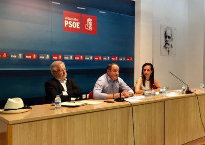 """BEATRIZ CORREDOR: """"EL PSOE VA A VOLVER A SITUAR LA VIVENDA EN LA AGENDA POLÍTICA, PORQUE EN LA AGENDA SOCIAL YA ESTÁ"""""""