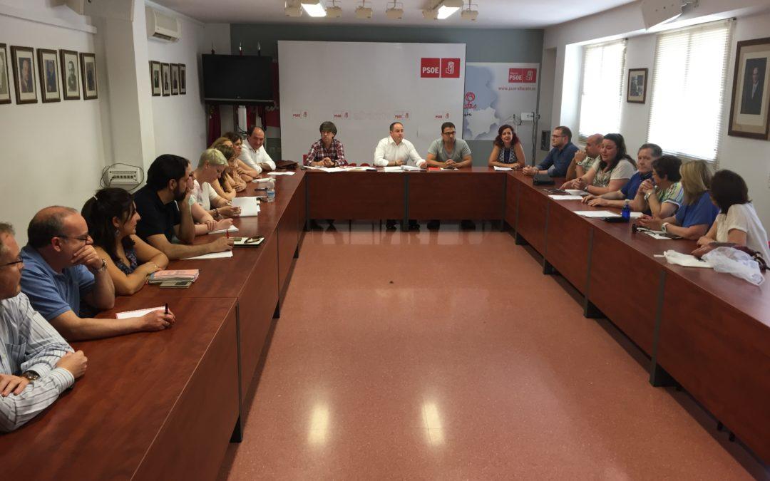 EL PSOE DE ALBACETE ULTIMA EL REGLAMENTO DE SU COMISIÓN DE GARANTÍAS PARA LA IGUALDAD