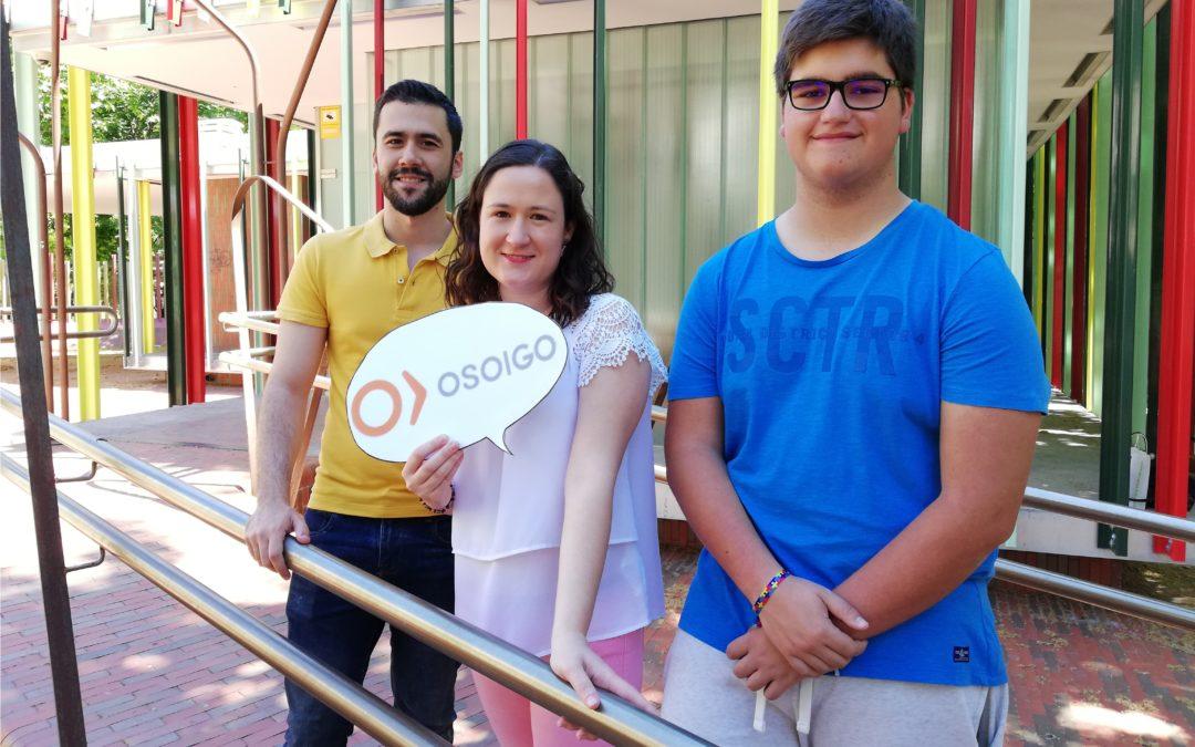 Juventudes Socialistas se inscribe en la plataforma digital OSOIGO, para que los jóvenes puedan trasladarles de forma directa sus inquietudes y propuestas