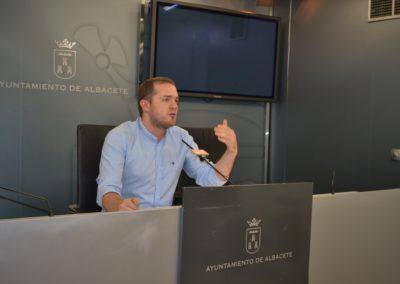 EL PSOE PROPONE MEDIDAS PARA GARANTIZAR LA SEGURIDAD EN LAS PEDANÍAS Y LOS NÚCLEOS DISEMINADOS