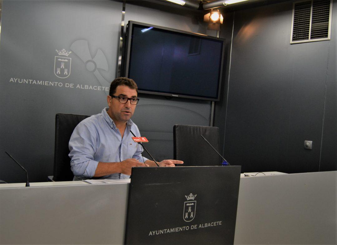 EL PSOE DENUNCIA GRAVES IRREGULARIDADES EN UN CONTRATO MUNICIPAL POR VALOR DE 42 MILLONES DE EUROS