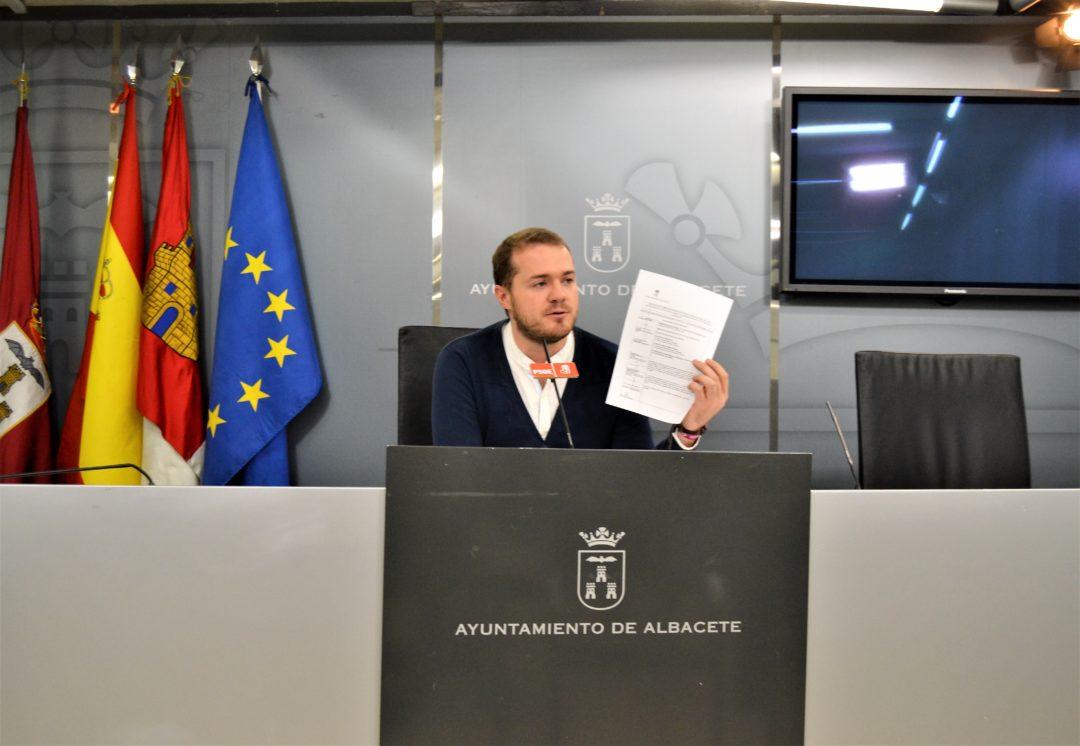EL PSOE DENUNCIA UN NUEVO RETRASO EN EL INICIO DE LAS OBRAS DE ADECUACIÓN DE LOS DEPÓSITOS DEL AGUA DE LA FIESTA DEL ÁRBOL