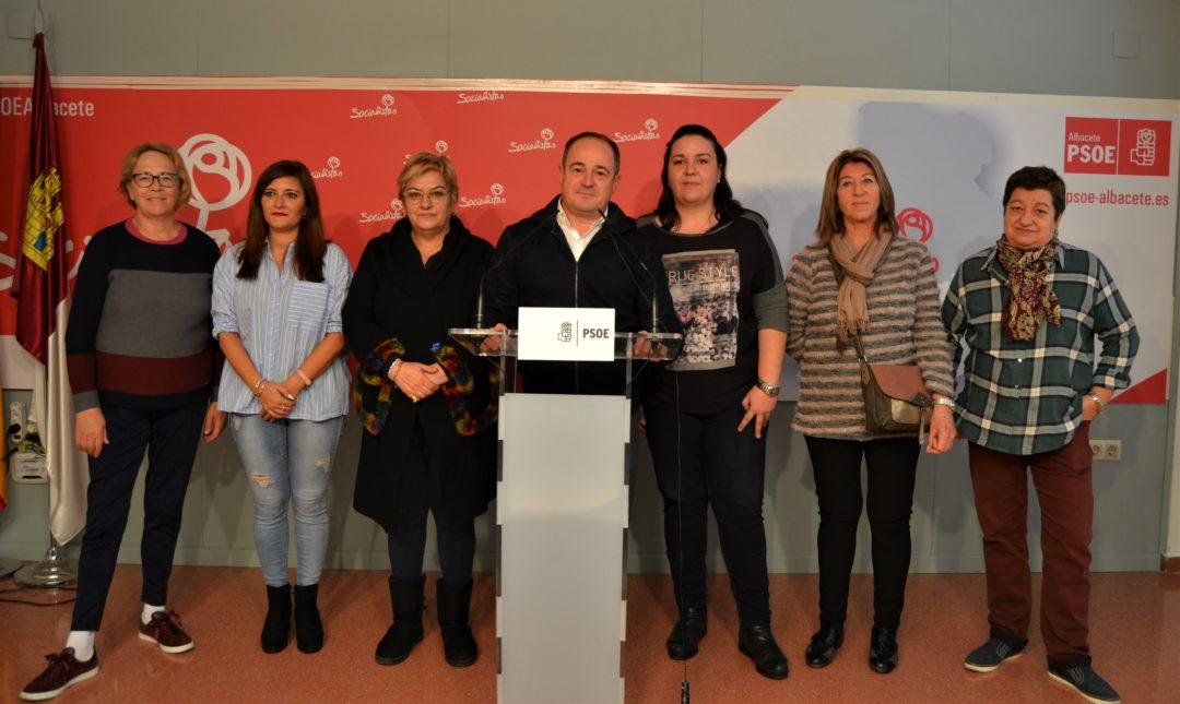 LA EJECUTIVA MUNICIPAL DEL PSOE CONSTITUYE UNA COMISIÓN ASESORA DE GARANTÍAS PARA LA IGUALDAD