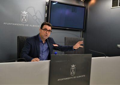 EL PSOE EXIGE AL ALCALDE QUE NO COMETA EL DESPROPÓSITO DE REALOJAR A 19 FAMILIAS DEL BARRIO DE LA MILAGROSA SIN ELABORAR PREVIAMENTE UN PLAN DE INTEGRACIÓN SOCIAL